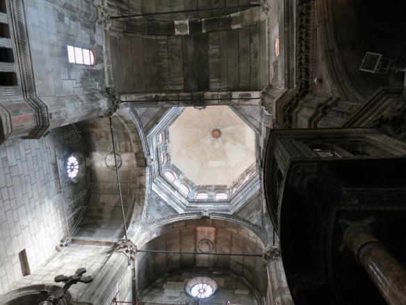 The transept
