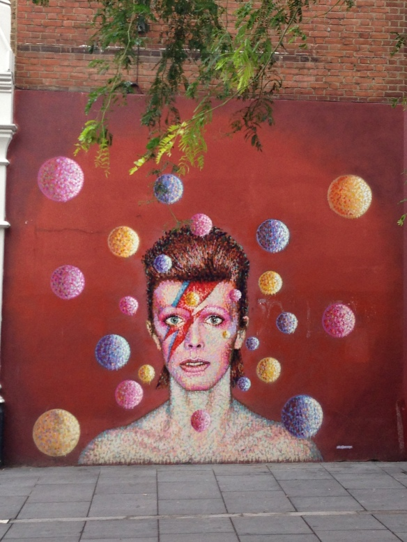 Brixton, London, England; September 2, 2014