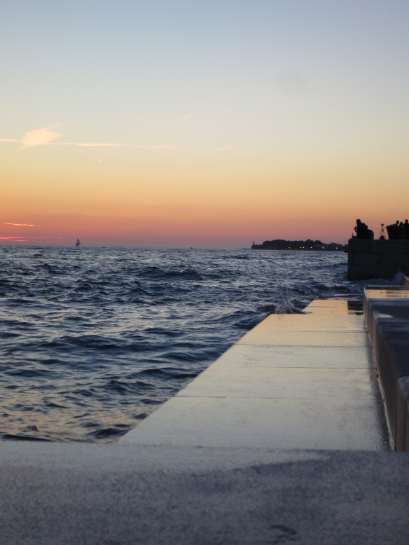 The sea organ