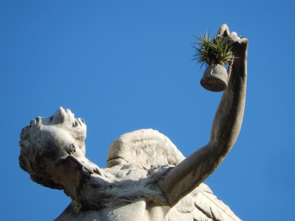 Recoleta Cemetery, Buenos Aires, Argentina; June 27, 2014