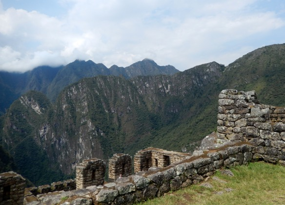 Machu Picchu, Peru; April 22, 2014