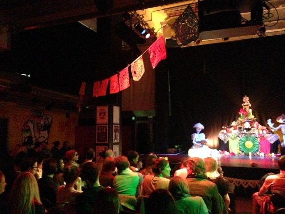 Storytellers played to a sold-out crowd