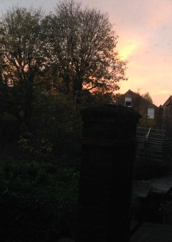 Sunrise, London, England
