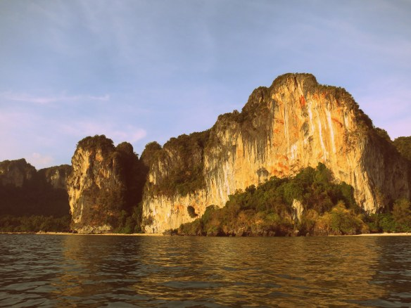 Railay, Thailand; February 6, 2013