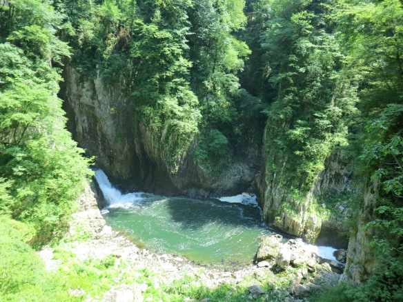 Stunning Slovenia, outside the Skocjan Caves