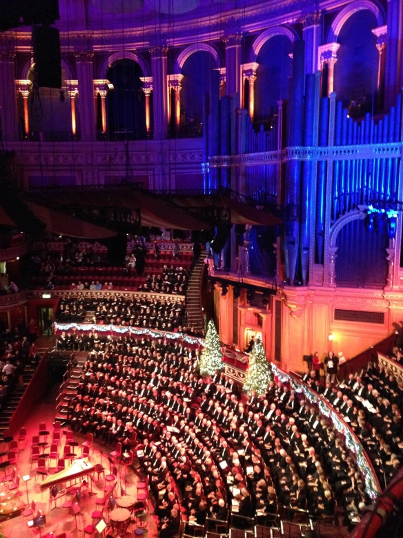 Hundreds of singers for Handel's Messiah