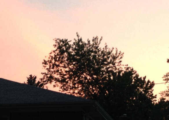 Sunset, Grand Rapids, Michigan