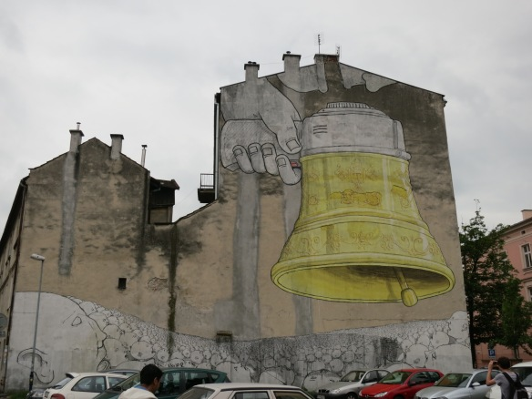 The tolling of the bell