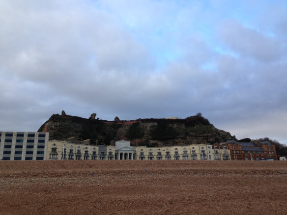 A grand building in Hastings