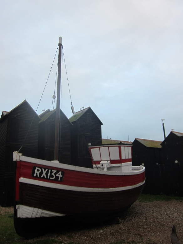 The boats of Hastings