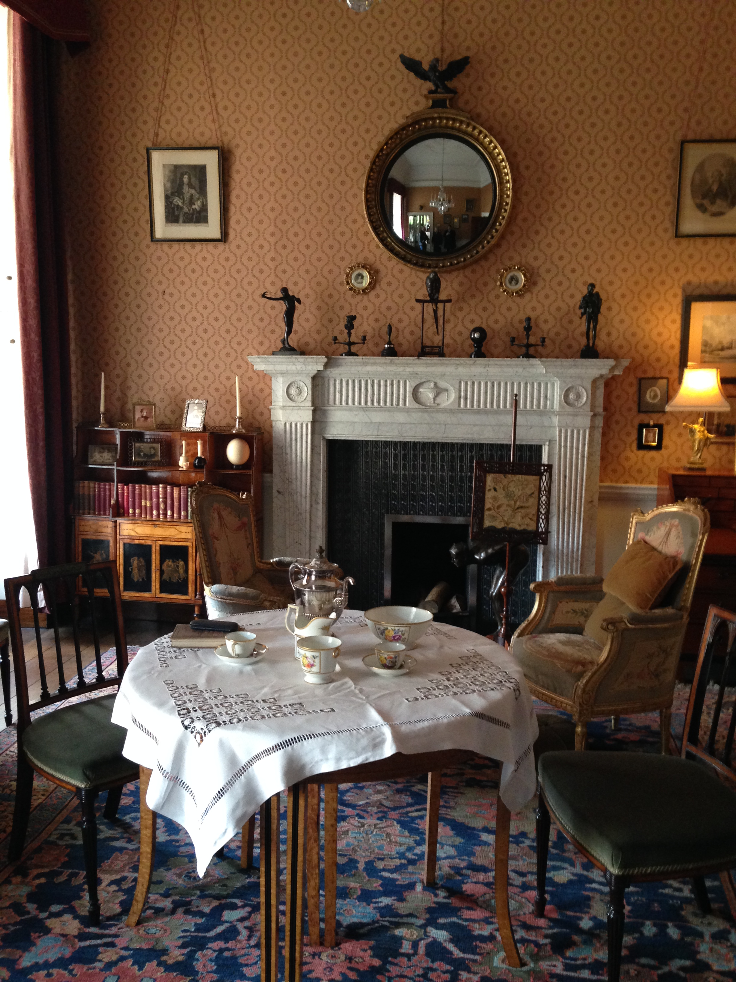 Lady Cawley's room