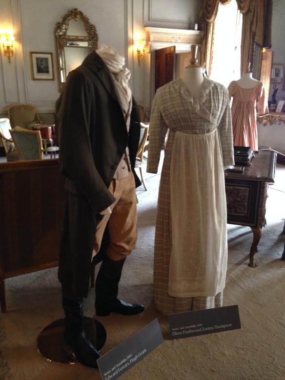 Elinor & Edward costumes
