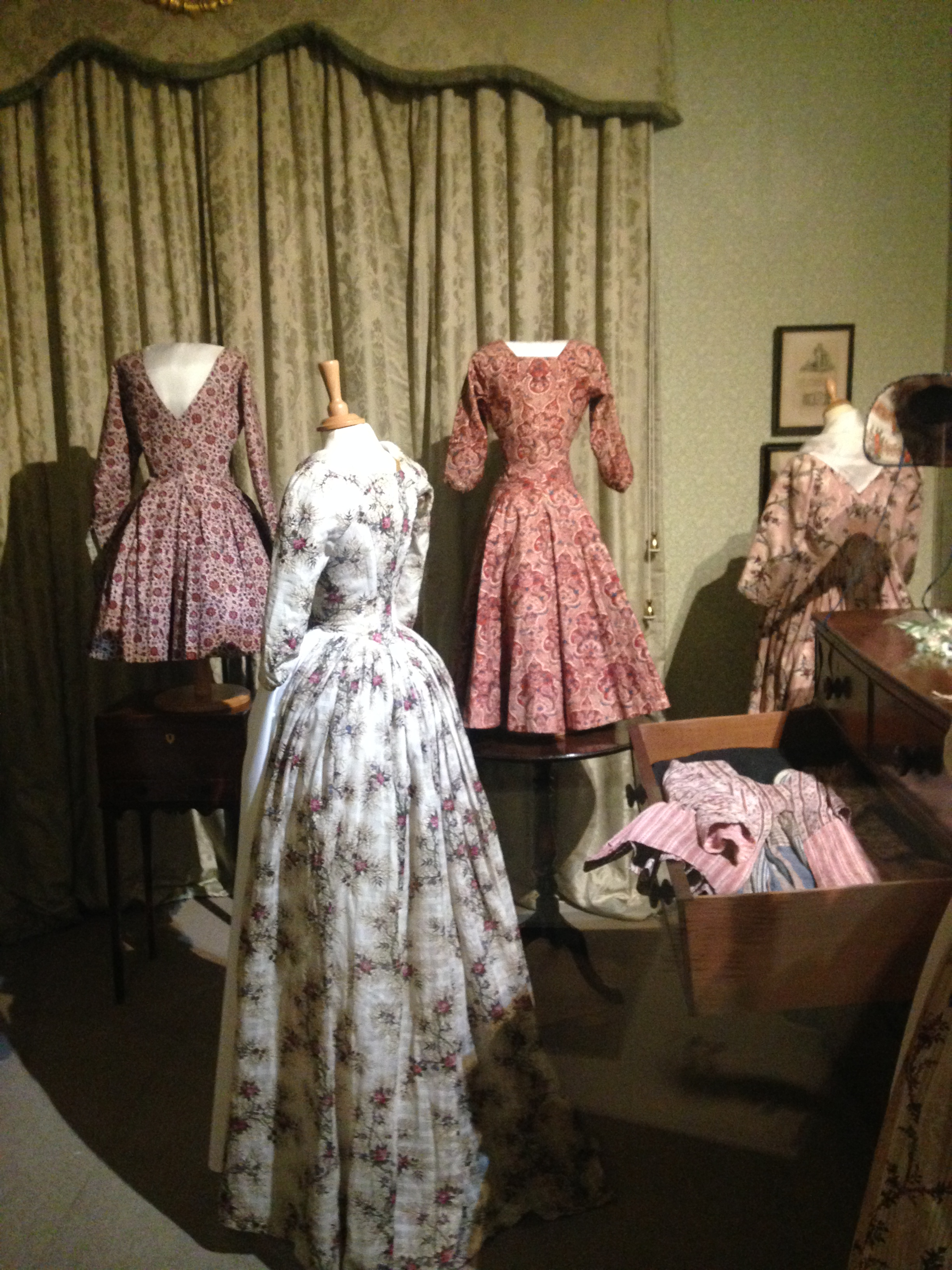 Costumes from a national collection
