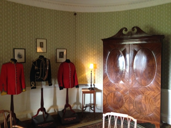 Dressing room for the man of the house