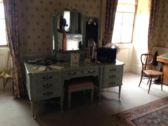 The lady's boudoir