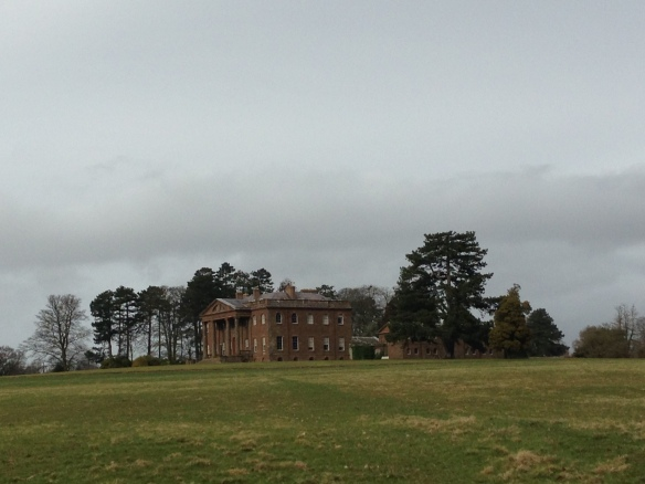 From Capability Brown's landscape
