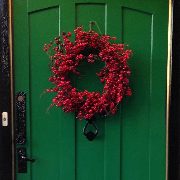 Bloxham, England; December 25, 2014