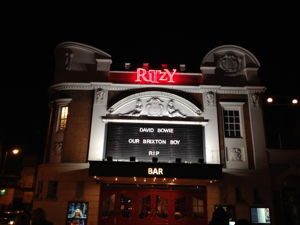 The Ritzy, Brixton's cinema