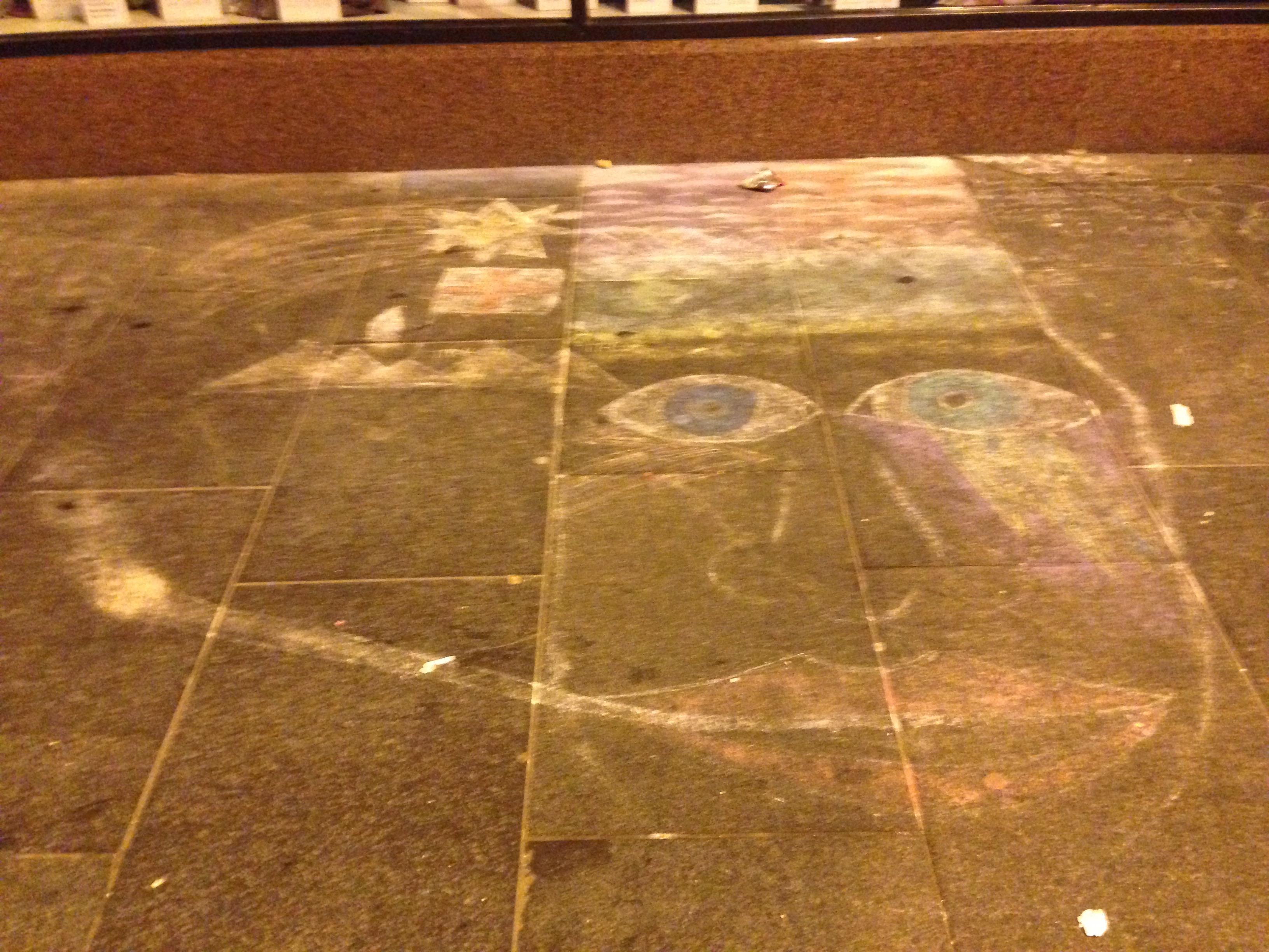 Brixton sidewalk