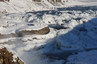 Iceland Gullfoss Golden Circle