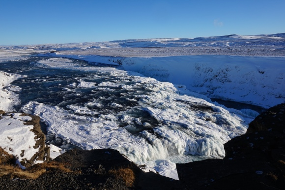 Iceland Gullfoss Golden Circle