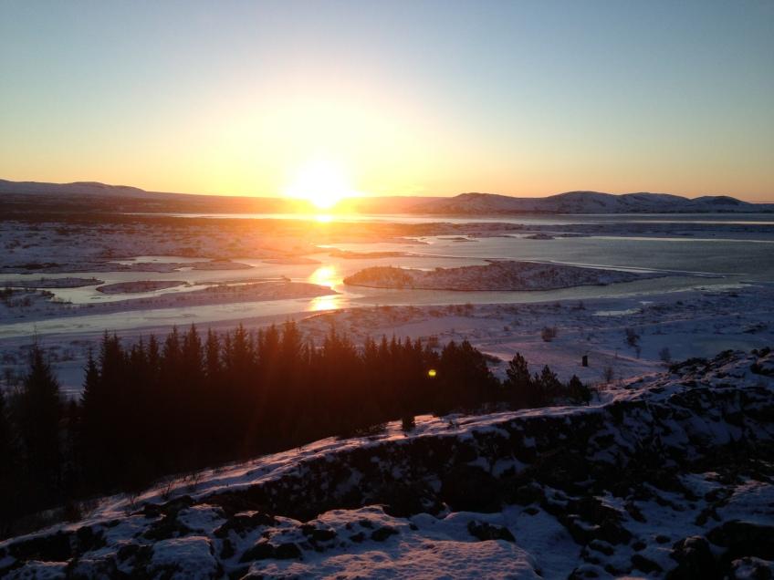Iceland Thingvellir Golden Circle