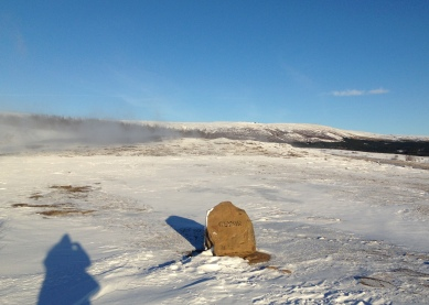 Iceland Geysir Golden Circle