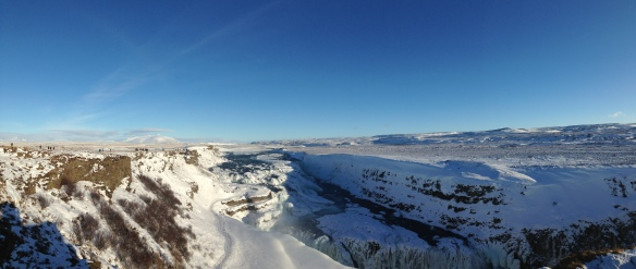 Iceland Gulfoss Golden Circle