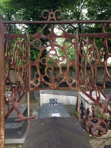 montparnasse cemetery paris