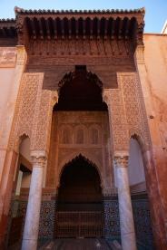 Saadian Tombs, Marrakech, Morocco