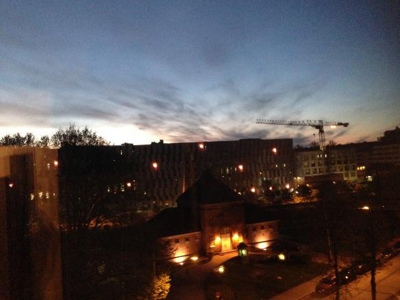 sunrise helsinki finland