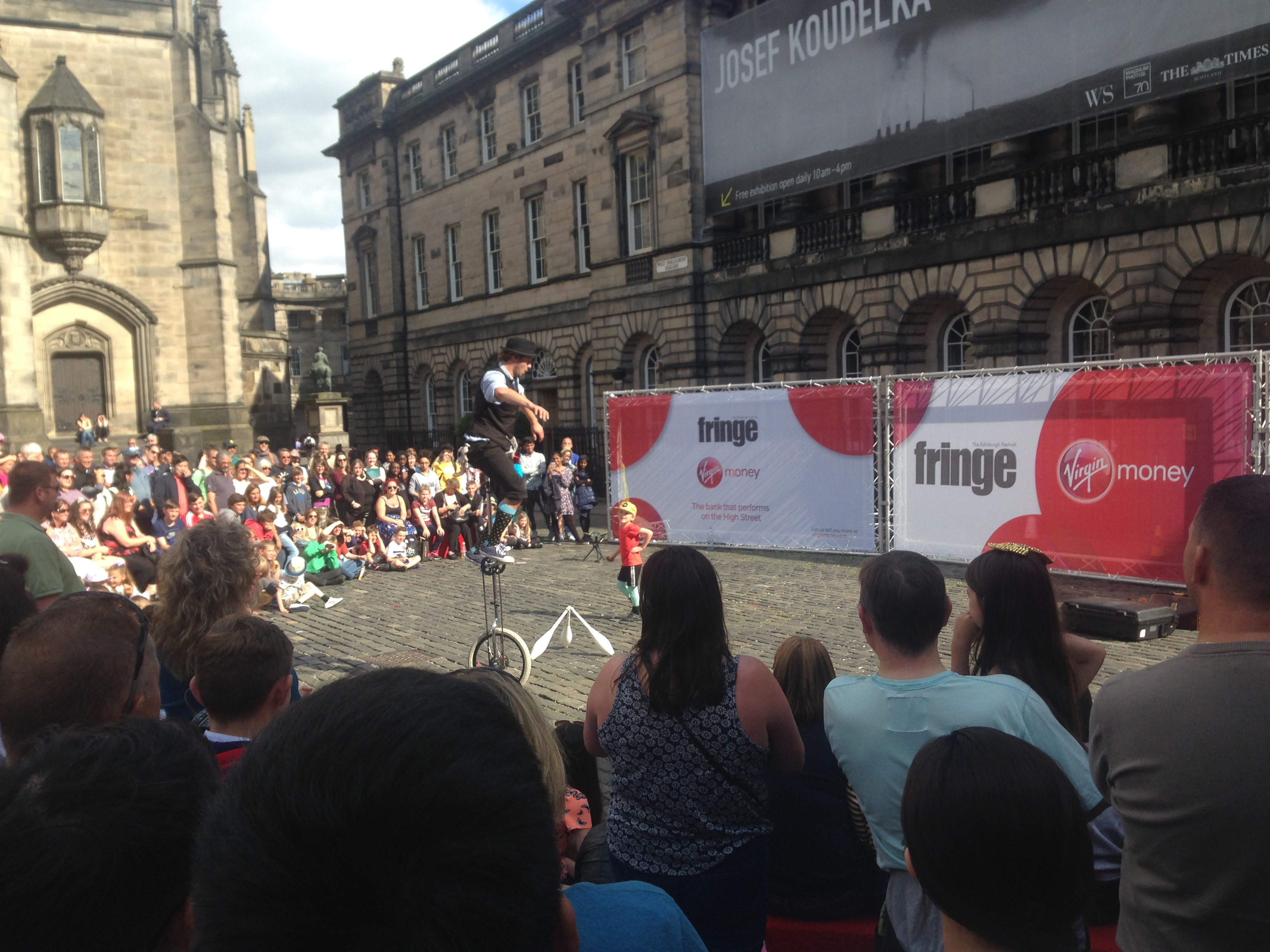 Edinburgh Scotland Fringe