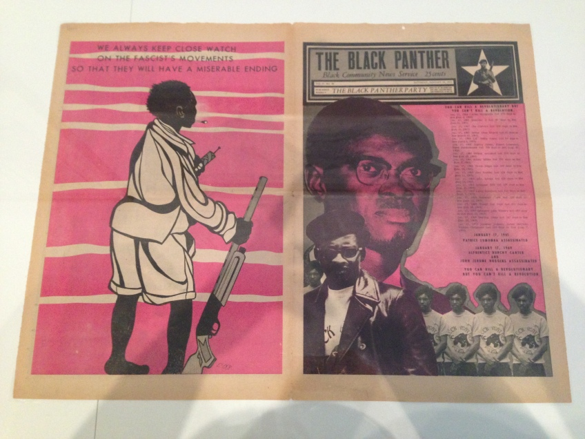 soul of a nation black power art london