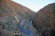 dades valley morocco road trip