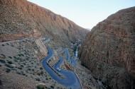 dades valley morocco road trip