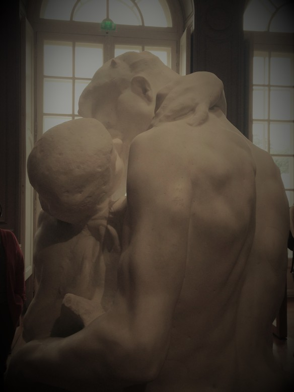 kiss rodin paris